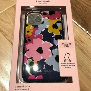 Kate Spade Flower iPhone 11 11PRO and 11 Pro Case